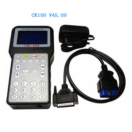 Supplier CK100 V45.09 CK100 auto key programmer CK100 45.09 immobilizer